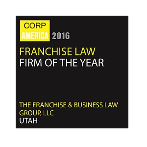 Franchise Law Firm of the Year Winners Logo