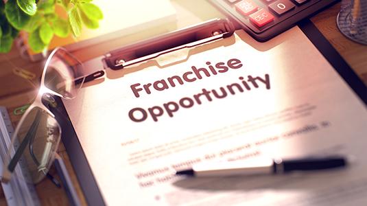 Franchising paperwork